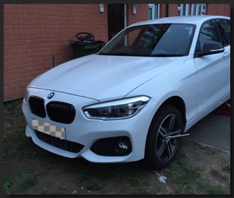 Bmw F20 2013 Upgrade To The Lci Front 2015