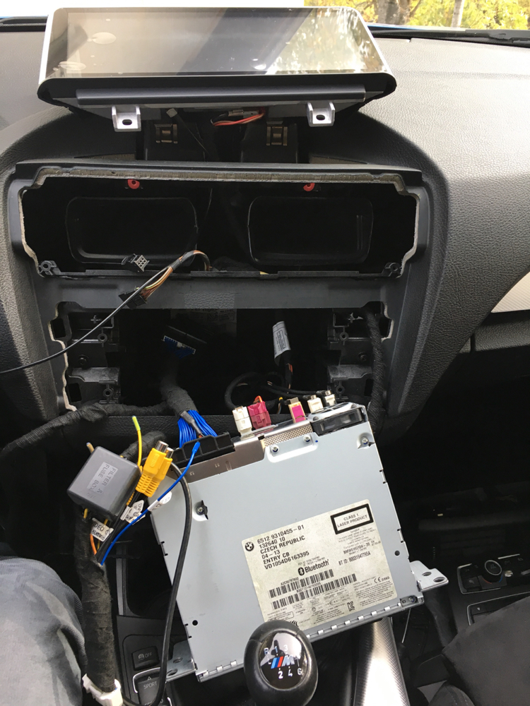 Retrofit Android System - BMW 1-Series Forum (F20) 135i