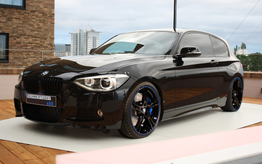 Bmw 1 Series Photoshopped By Forum Members Into 3 Door
