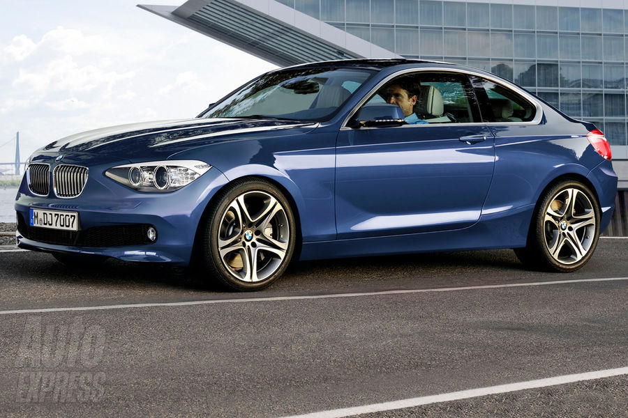 New BMW Series Coupe Render - Bmw 228i 2013