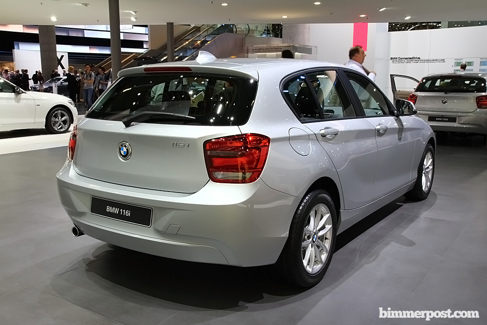 bmw 1 series forum f20 135i view single post 2011 frankfurt f20 1 series m. Black Bedroom Furniture Sets. Home Design Ideas