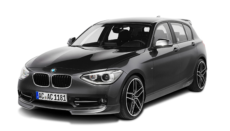 ac schnitzer releases bmw f20 1 series tuning program. Black Bedroom Furniture Sets. Home Design Ideas