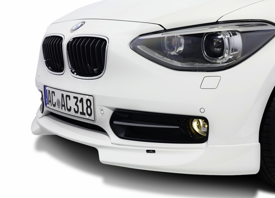 Ac Schnitzer Releases Bmw F20 1 Series Tuning Program