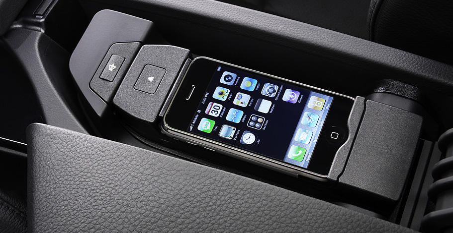 Bmw Iphone 5 Snap In Adapter Is Coming Next June