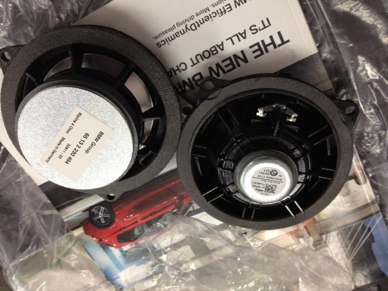 alpine retrofit audio upgrade kit for the f20