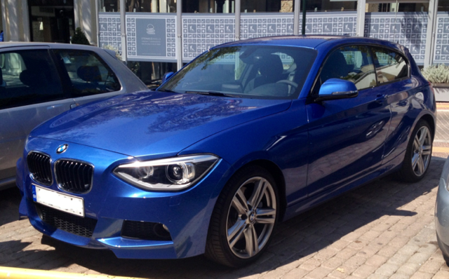 bmw 116i m sport finally at my hands!!