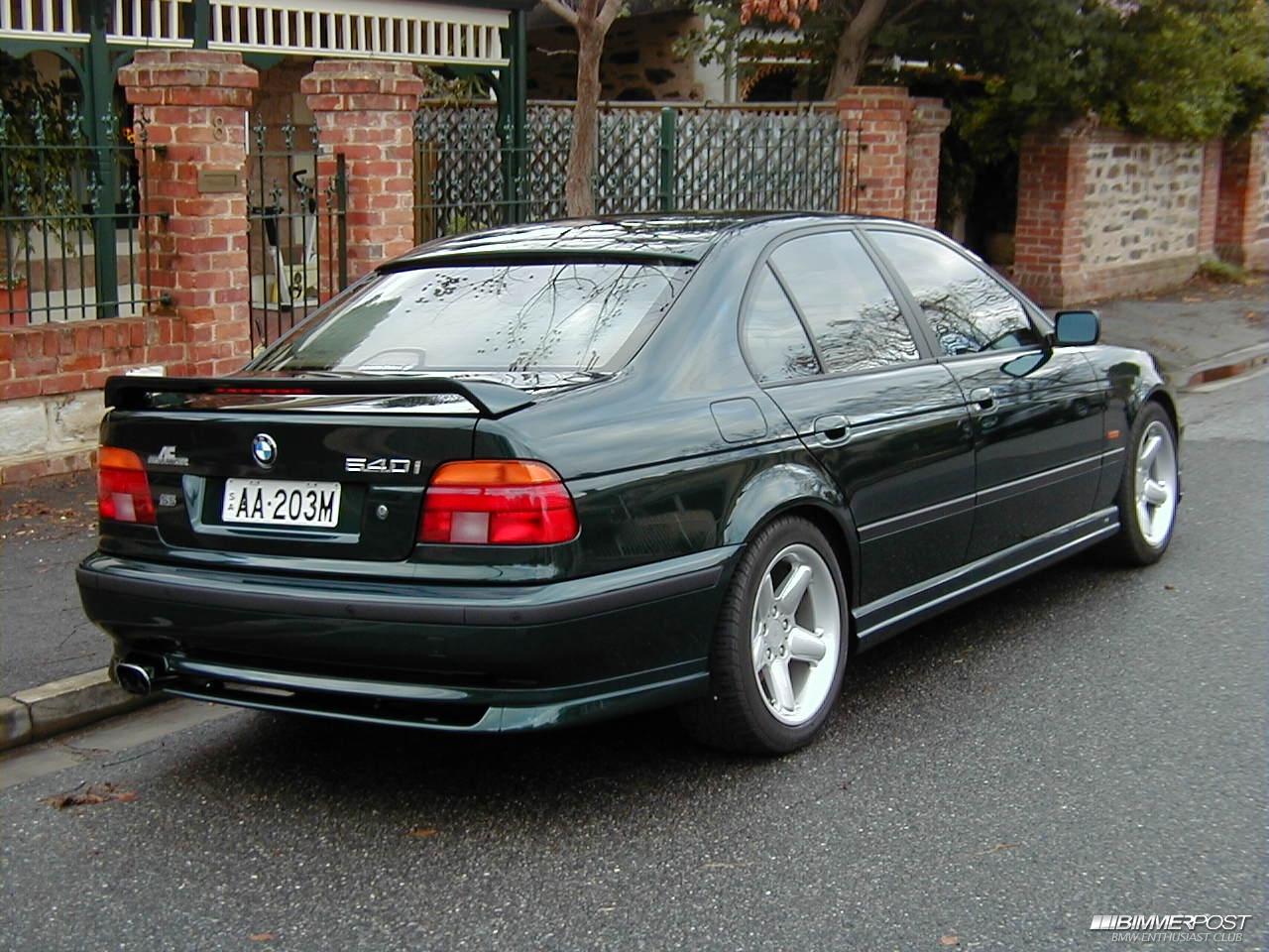 Steveaus S 1998 Bmw E39 540i Schnitzer Bimmerpost Garage