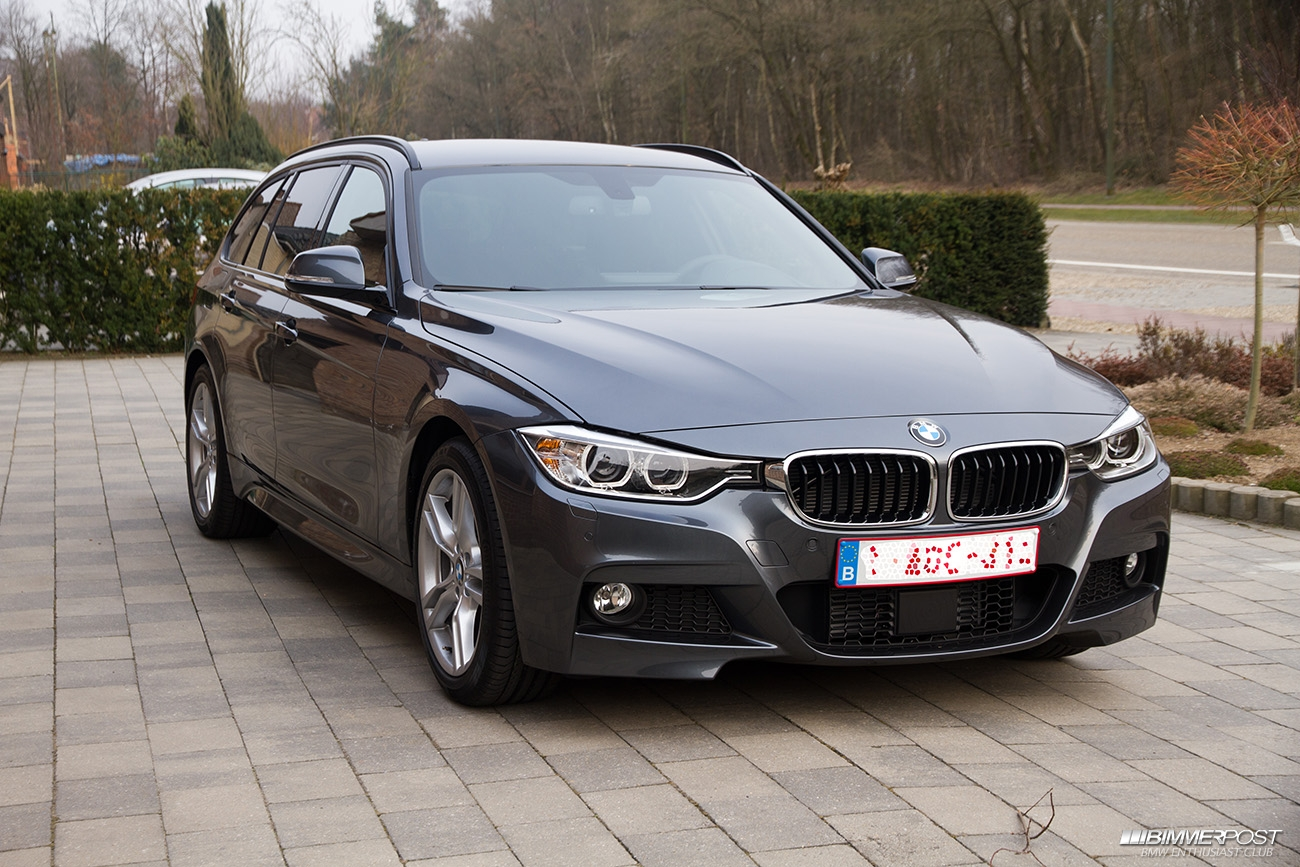 Mantis64 S 2013 Bmw F31 330d Bimmerpost Garage