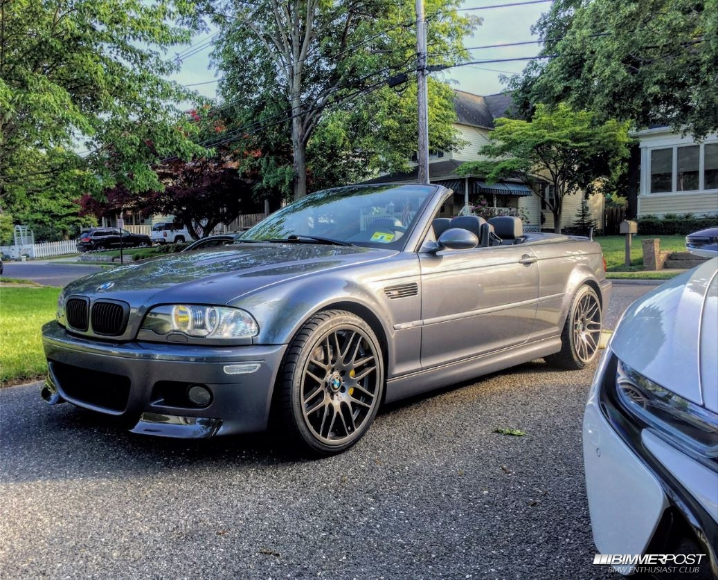Ghetto2315 S 2001 Bmw M3 E46 Convertible Bimmerpost Garage