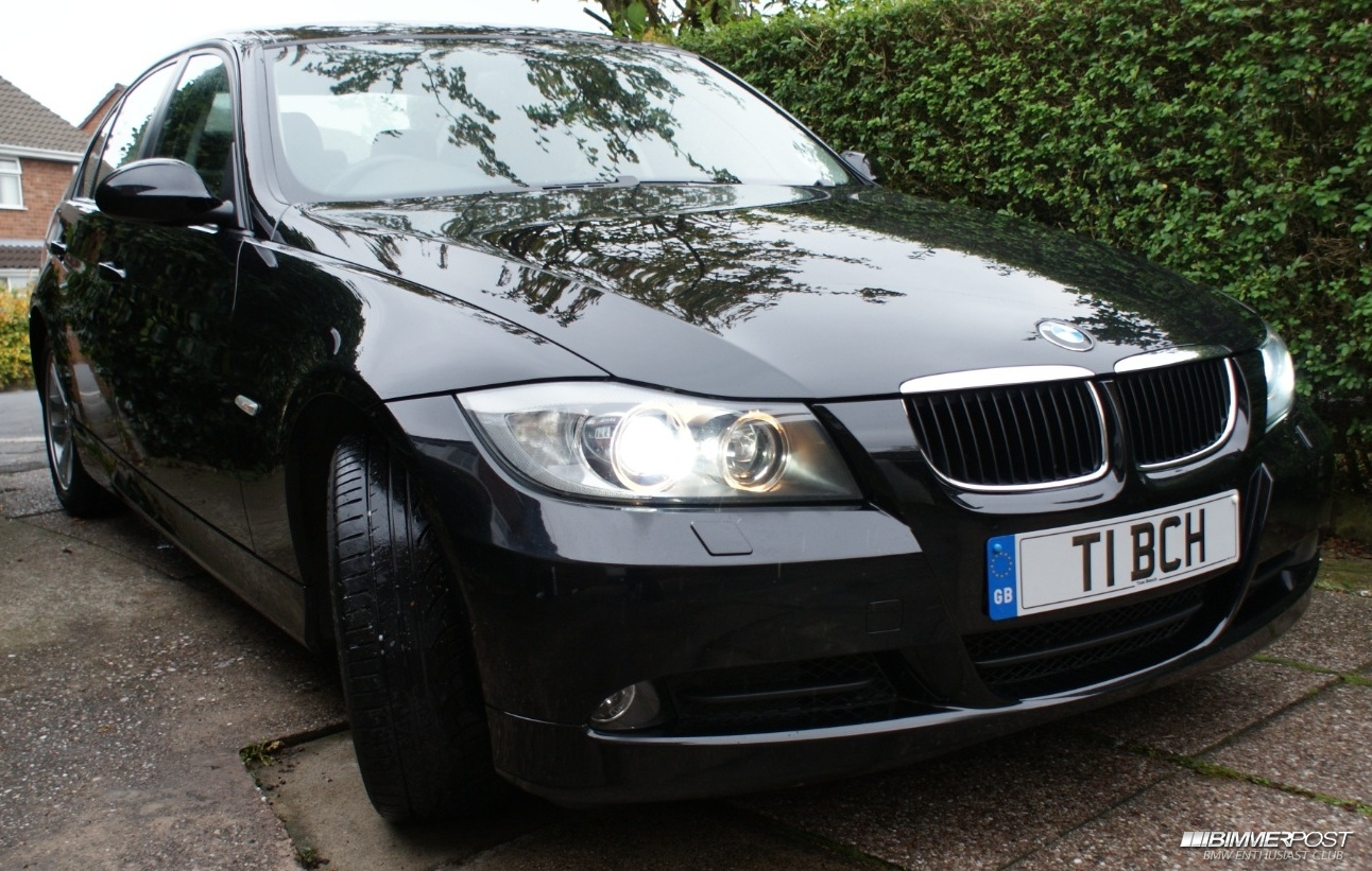 iBeech\'s 2006 BMW 320D SE - BIMMERPOST Garage