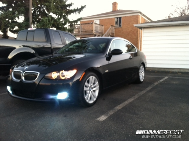 Duh Its Dave S 2008 Bmw E92 328i Bimmerpost Garage