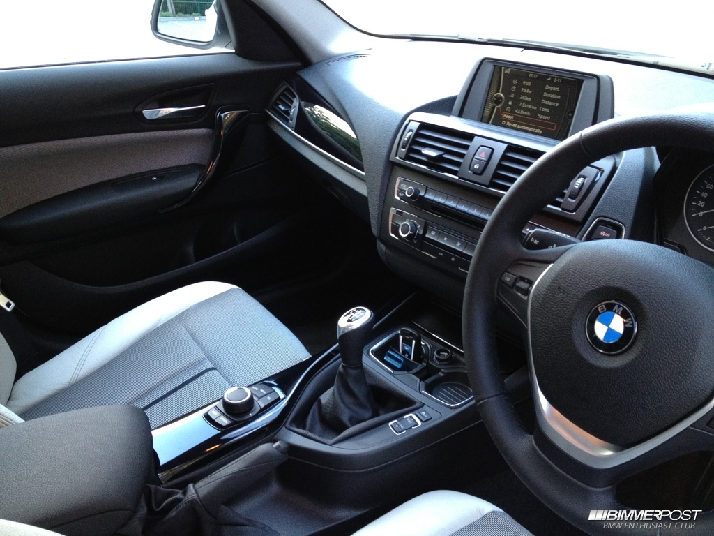 Martinhattingh S 2012 Bmw 118i Urban Bimmerpost Garage
