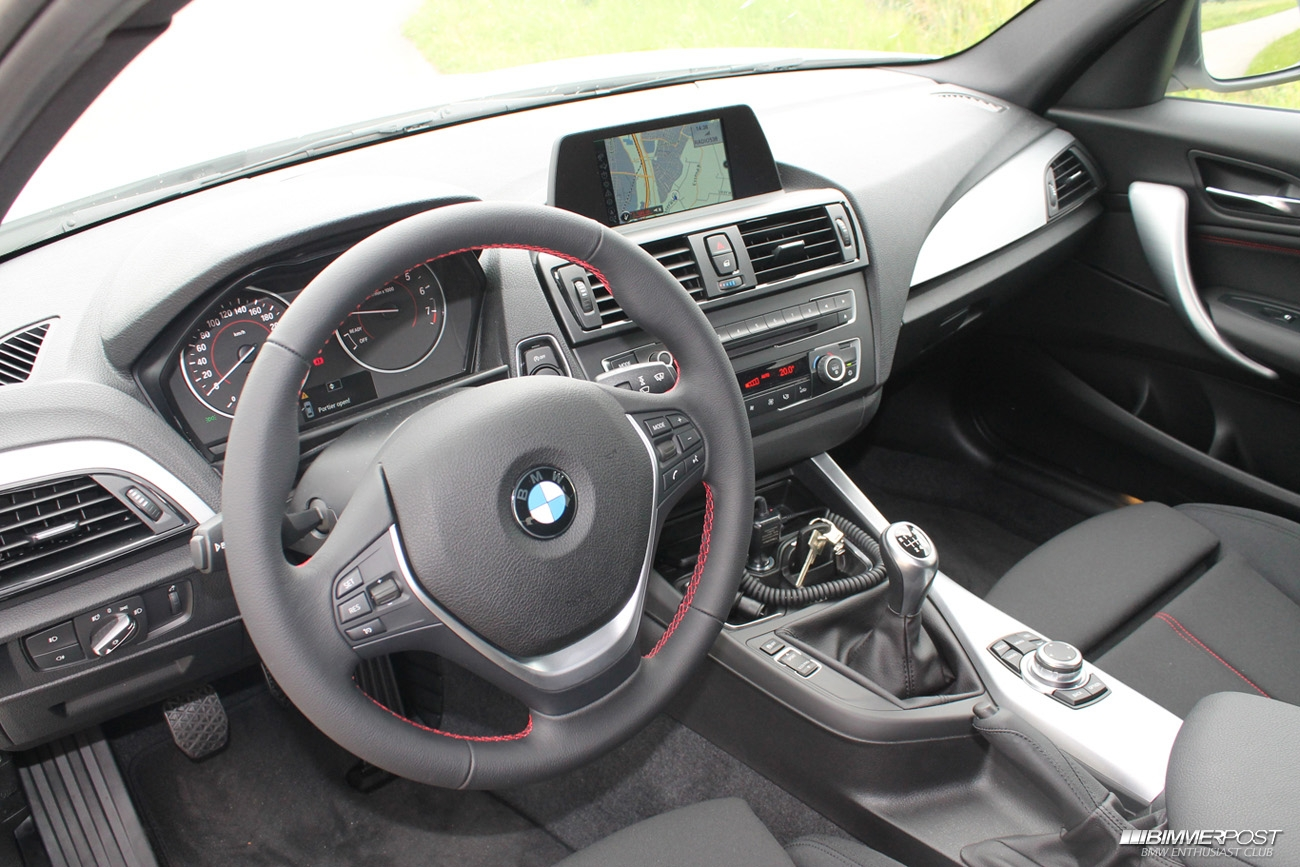 LUV2XLR8-NL's 2012 BMW F20 116i Business+ Sport Line ...