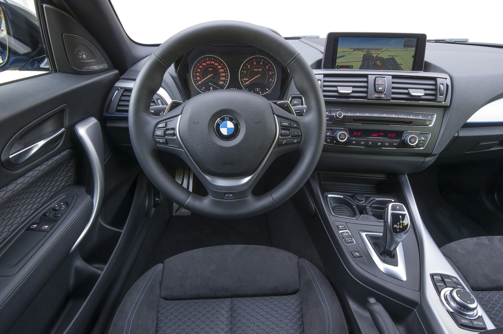 Sport Vs M Sport Steering Wheel