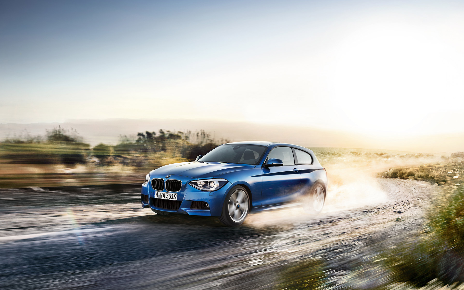 Bmw 1 Series 3 Door And M135i F21 Official Wallpapers